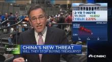 China's Treasury threat 'negotiation' tactic, says CNBC's...