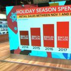 Holiday shopping could top $1 trillion this year