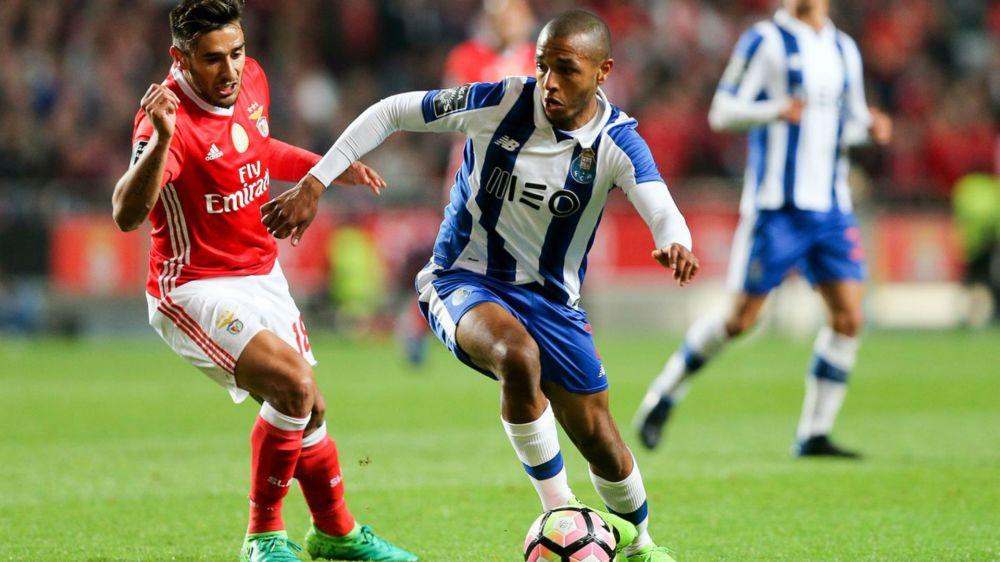 Benfica 1 Porto 1: Pereira returns to haunt former club