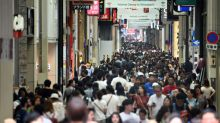 Japan store to replace staff 'period badges' after uproar