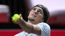 Zverev stays on course for Cologne double after three-set win over Millman