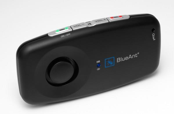 BluAnt Wireless' S1 speakerphone reviewed, is well liked
