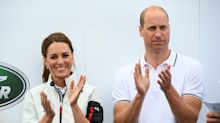 Prince William admits he 'can't beat' Duchess Kate at tennis