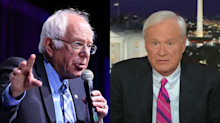 'I was wrong': Chris Matthews apologizes to Bernie Sanders for Nazi comparison