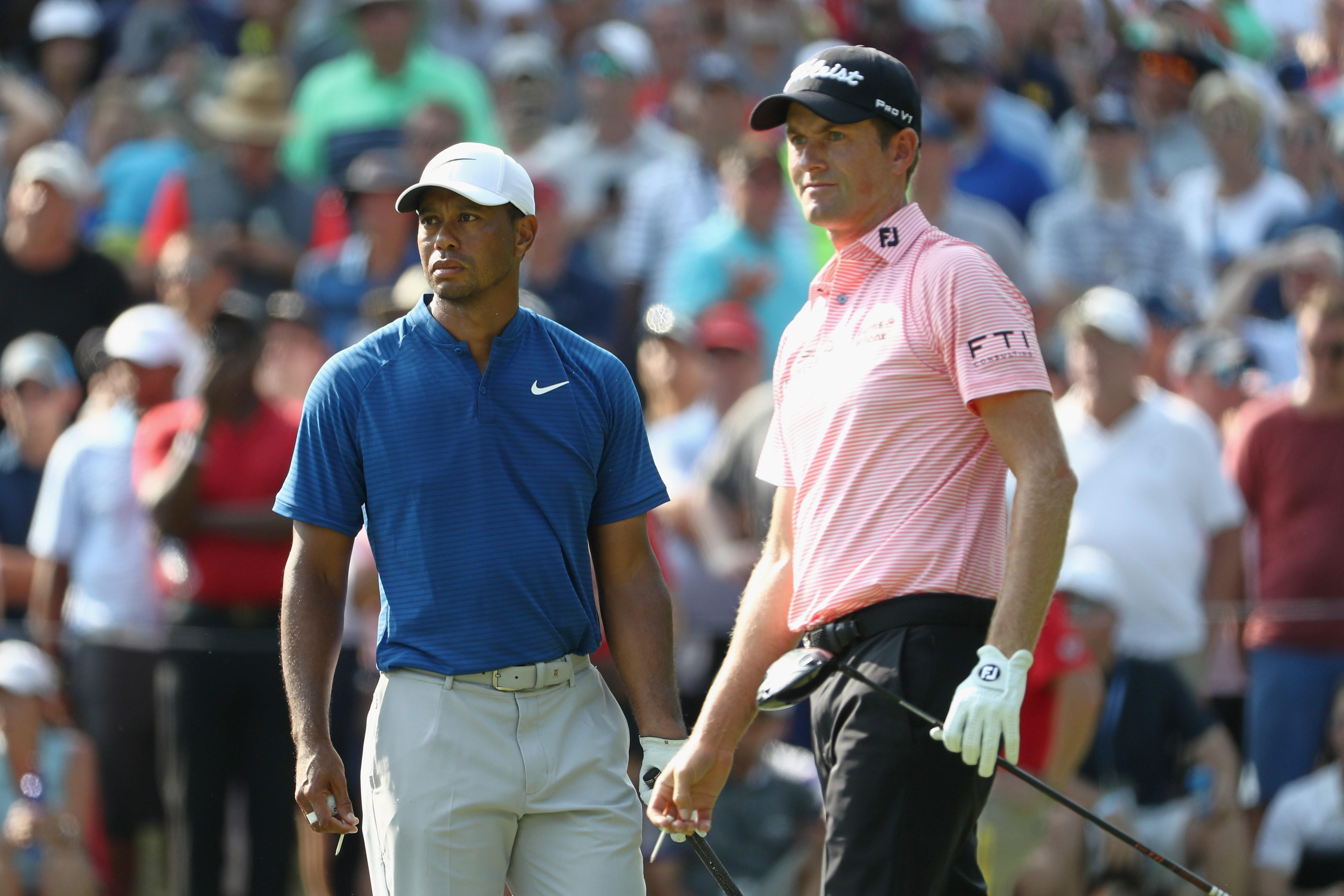Tiger Woods has savage response to Webb Simpson, who thought