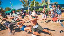 A diary of Dirtybird Campout's 10 best activities, from bingo to a Mardi Gras parade