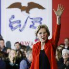 Des Moines Register endorsement gives Warren an opening