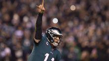Daniel Jeremiah has Carson Wentz as a top three quarterback heading into 2020