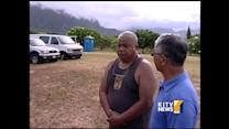 Hundreds learn about taro in Waimanalo
