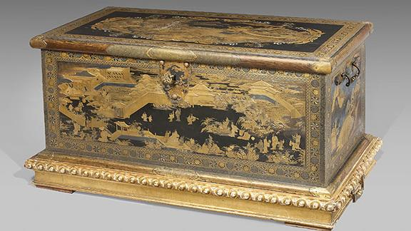 $150 TV Stand is Actually $9.5M Japanese Relic