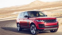 Range Rover releases SUV fit for royalty