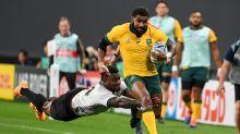 Australia survive Fiji scare on showdown Saturday at Rugby World Cup
