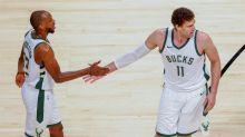 141-133. Ante los Rockets, López y Middleton colocan a los Bucks segundos junto a los Nets