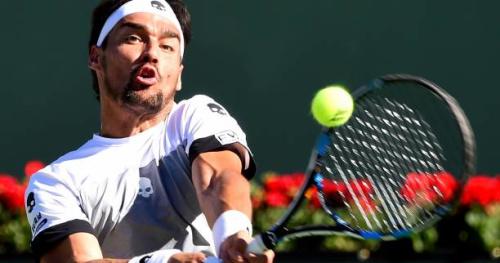 Roland-Garros (H) - Fabio Fognini dispose d'Andreas Seppi et rejoint Stan Wawrinka au troisième tour