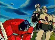 Original Transformers actors to voice movie game