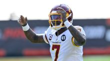 Report: Dwayne Haskins fined by Washington for violating COVID-19 protocol