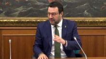 Salvini, scontro accidentale con una ciclista a Milano