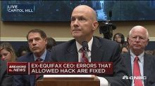 Former Equifax CEO Richard Smith: It's time to give power...