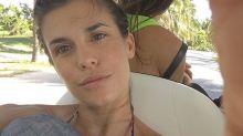 Elisabetta Canalis cela il viso di Skyler Eva sui social, ecco il motivo