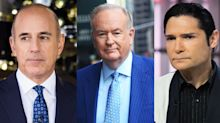 Matt Lauer: 4 times he interviewed people about sexual harassment this year