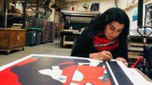"""""""Peindre pour ne pas les oublier"""" : Marjane Satrapi immortalise les femmes de son histoire dans une exposition"""
