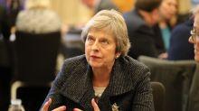 May faces Commons showdown as leadership rivals circle