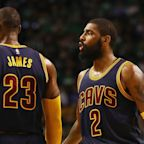 Cavs Looking To Trade Irving