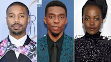 Chadwick Boseman's Wife, Costars Michael B. Jordan, Lupita Nyong'o & More Attend Private Memorial