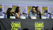'Thrones' no-shows, puppets galore: Comic-Con takeaways