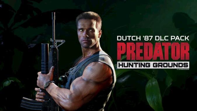 Arnold Schwarzenegger as Dutch '87 in Predator: Hunting Grounds