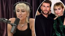 Miley Cyrus on Liam Hemsworth divorce: 'It f****** sucked'