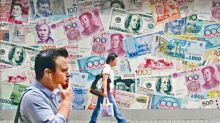 歐央行超低息態度助威 強美元摧殘新興貨幣