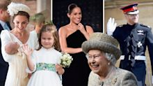 From Meghan Markle to Kate Middleton, the royals we obsessed over most this year