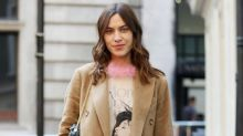 Alexa Chung announces she is launching a YouTube channel with droll video on Instagram