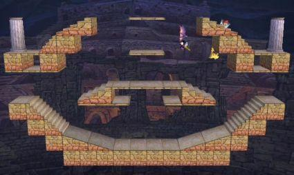 Brawl Stage of the Week: The Colosseum