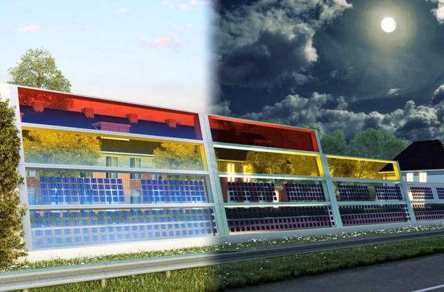 6 high-tech, energy-generating roads