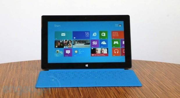 Microsoft pushing Surface RT update to tackle WiFi and performance issues