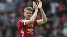 Man United's Carrick taking it 'year by year'