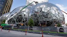 As Amazon looks for a new headquarters, its insane pace of hiring is slowing down in Seattle