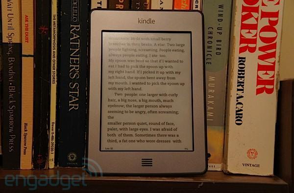 Kindle Touch gets April 27th release date in Europe