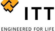 ITT to Release 2021 First Quarter Results on Friday, May 7