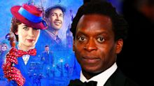 'Mary Poppins Returns' breakout Kobna Holdbrook-Smith shares his journey from 'struggling actor' to blockbusters