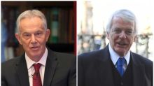 Tony Blair and John Major urge MPs to reject Boris Johnson's Brexit bill amid mounting criticism from across the spectrum