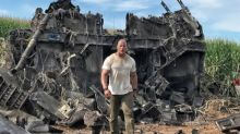 Dwayne Johnson's New 'Rampage' Photo: 'The Beasts Survived'