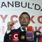 After big win, new Istanbul mayor hopes to mend party fences