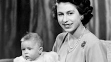 Queen Elizabeth Shares Sweet Throwback Photo of Prince Charles in Honor of His 72nd Birthday