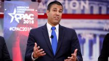 NRA honors FCC chair with rifle for repealing 'net neutrality'