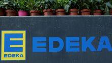 Edeka-Plakat tritt Protestwelle los