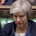 Theresa May's Brexit divorce deal suffers crushing parliamentary defeat
