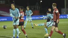 Liverpool golea 7-2 a Lincoln en la Copa de la Liga